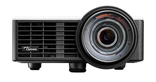 Optoma ML1050ST Vidéoprojecteur Portable LED WXGA HD Ready de 1000...