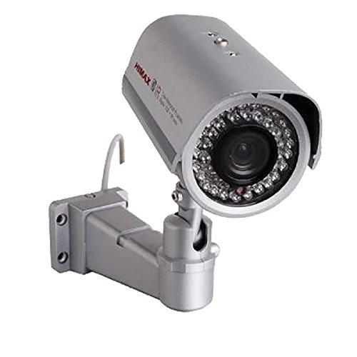 TELECAMERA VIDEOSORVEGLIANZA 1/3 SONY SUPER HAD CCD 480TVL VARIFOCAL 3.5-8MM LENS 0.5LUX