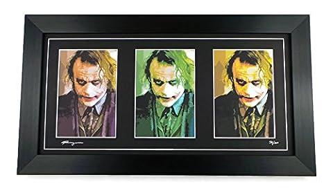 Batman Dark Knight The Joker Limited Edition Art Print