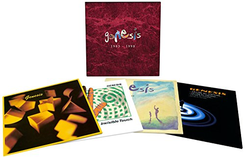 1983-1998 (Limited Edition) [Vinyl LP] (Genesis 1983 1998)