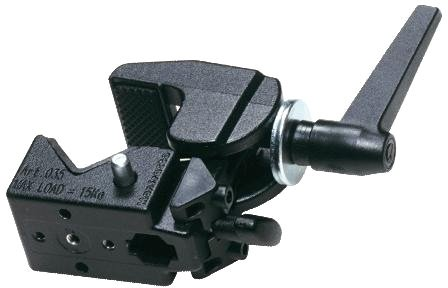 Manfrotto Super Clamp Pince universelle (Import Allemagne)