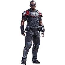 Movie Masterpiece Civil War Captain America Falcon 1/6 Scale Plastic Painted Action FigureHOT TOYS