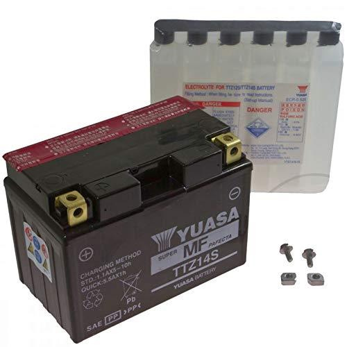 AGM Batterie Benelli TnT 113004-05YUASA TTZ14S BS Dry