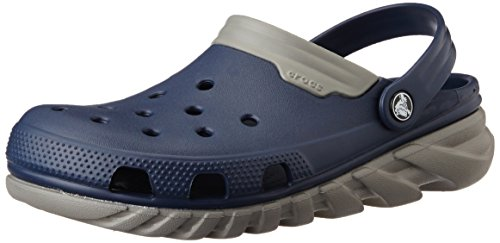 CROCS Schuhe - Clogs DUET MAX CLOG - navy smoke, Größe:42-43 EU