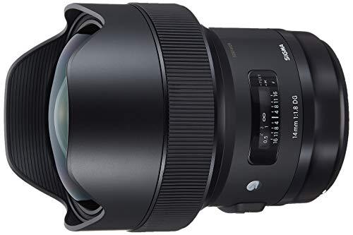 Sigma Obiettivo Grandangolare 14mm F1.8 Attacco Canon