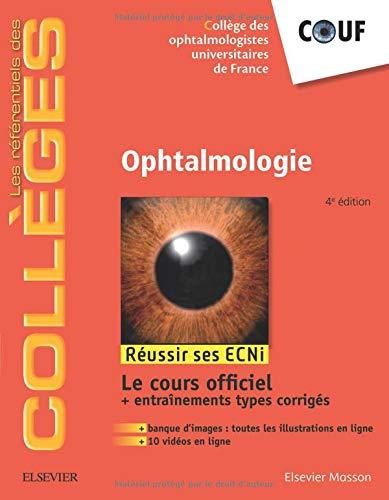 Ophtalmologie par Collège des Ophtalmologistes Universitaires de France