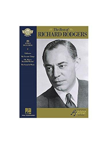 The Best Of Richard Rodgers. Partitions ...
