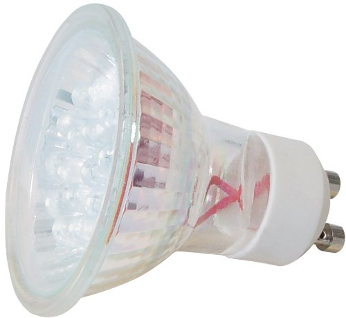 Transmedia LL2WL Spot LED 230 V 1 W GU10 Blanc Chaud