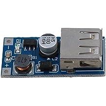 cnbtr USB 600mA 0.9V ~ 5V memoria a 5V Step-up Boost Módulo DC-DC convertidor