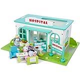 Le Toy Van : hospital de juguete de madera