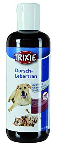 Trixie 2997 Dorsch-Lebertran, Hund/Katze, 250 ml