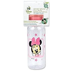 Minnie Mouse Deluxe Baby Bottle