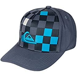 Quiksilver First Pintails - Gorra para hombre, color gris, talla única