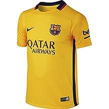 2ª Equipación FC Barcelona 2015/2016 - Camiseta oficial Nike para niño