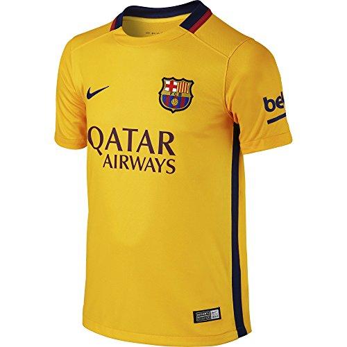 Nike 2ª Equipación Fútbol Club Barcelona 2015 2016 - Camiseta oficial niño 6859dfb8f8e