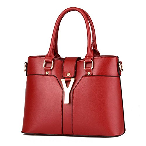 koson-man-mujer-vintage-sling-tote-bolsas-asa-superior-bolso-de-mano-rojo-rojo-kmukhb361