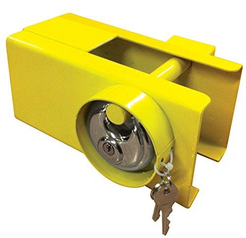 Cierre de seguridad y llaves para caravana de remolque/seguridad de re