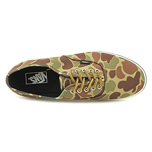Vans - U Authentic, Sneakers da donna (CAMOUFLAGE VERT MARRON NOIR)