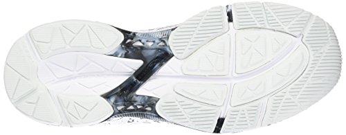 Asics Damen Gel-Noosa Tri 11 Laufschuhe Mehrfarbig (White/white/black)