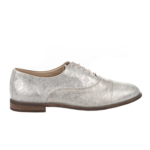 Chaussures à lacet femme - DORKING - Dore - 7090-MR - Millim Doré