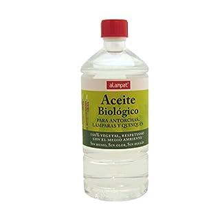 alampat 331-Biologisches Öl für Fackeln, 1L, transparent