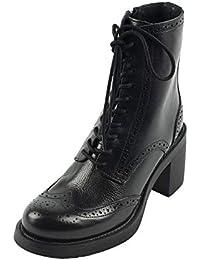 Amazon.it  Scarpe Con Tacco Interno - Scarpe col tacco   Scarpe da donna   Scarpe e borse 5b6604a3061