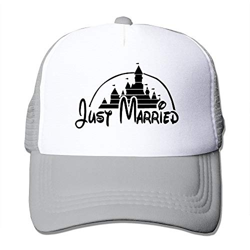 Rghkjlp Royalblue Castle Bridal Party Hochzeitsreise Braut Bräutigam Baseballmützen Cap Schwarz Unisex12 (Caps Tierarzt)