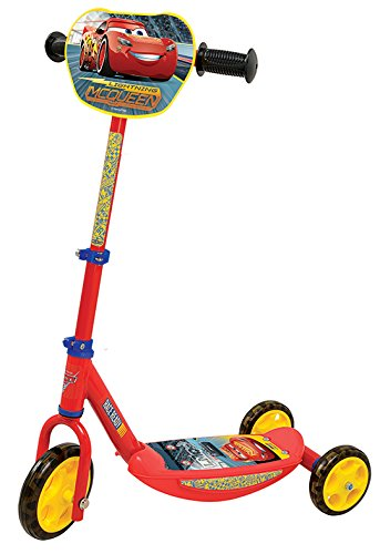 Smoby 750154 - Cars Roller, 3 Räder