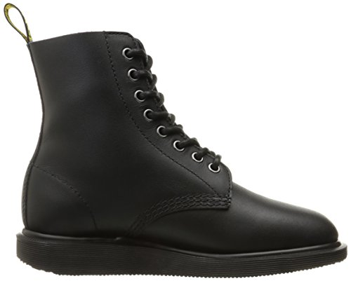 Dr.Martens Mens Whiton Leather Boots Schwarz