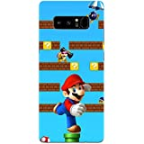 Samsung Note 8 Cases And Covers Super Super Mario Designer Printed Hard Shell Case