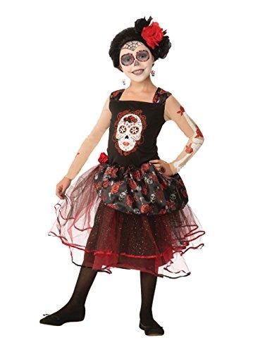 Forum Novelties 76401 Traje de Señorita Rose, Mediano, Edad aprox 5-7 años