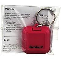 AMBU LifeKey im Hardcase, rot preisvergleich bei billige-tabletten.eu