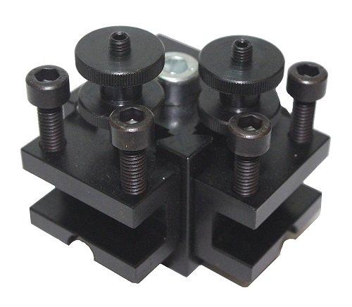 PROXXON 24026 Mehrfach-Stahlhalter für Drehmaschine PD/250
