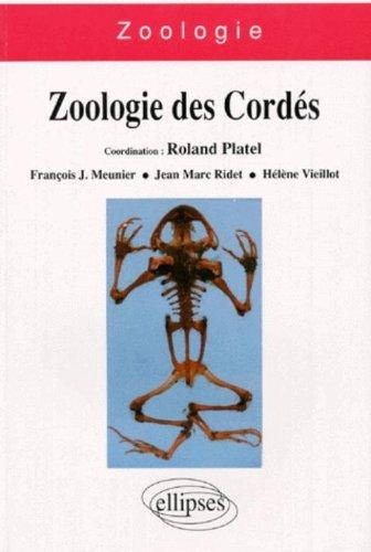 Zoologie des cordés