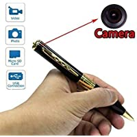 CAM 360 HD Pen Camera with Video and Audio Hidden Recording with HD Sound