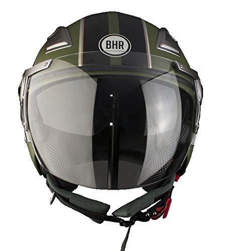 Zoom IMG-2 bhr 93291 casco doppia visiera