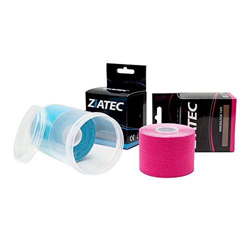 Ziatec  Pro Kinesiologie-Tape 2 Rollen, Physio-Tape, gebraucht gebraucht kaufen  Wird an jeden Ort in Deutschland