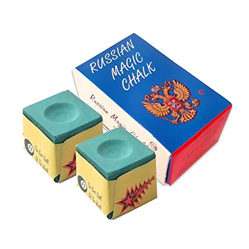 One Block of Russian Magic Chalk From Welsh Pool Trading