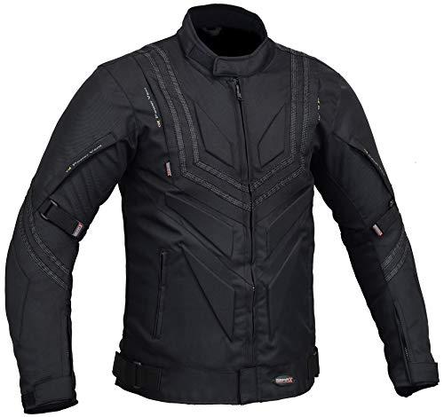 3c7af45b936 Tuck Chaqueta Protectora para Hombre de Moto a Prueba de Agua