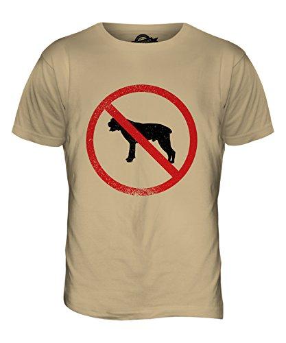 CandyMix Canophobie Herren T Shirt Sand
