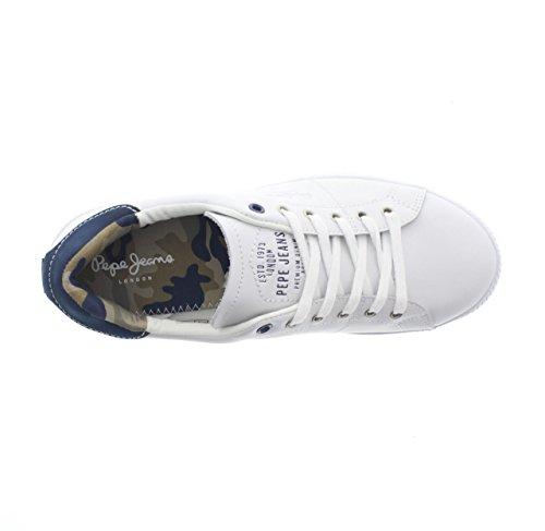 Pepe Jeans , Jungen Sneaker Bianco