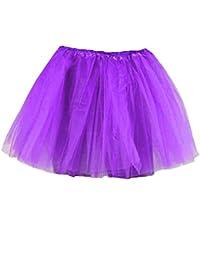 caripe Tutu Ballettrock Tüllrock für Erwachsene und Kinder in vielen Farben - Tütü