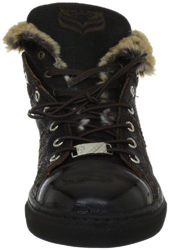 Q1905 Capetown DLX Q9022355305 Damen Fashion Sneakers Braun (Dark Brown)
