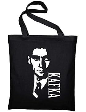 Franz Kafka Jutebeutel, Beutel, Stoffbeutel, Baumwolltasche