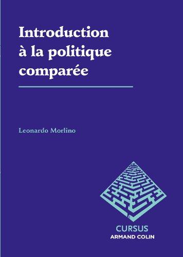 Introduction à la politique comparée par Leonardo Morlino