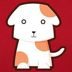 Cute Dog - Childrens / Kids Hoodie - Ages 1-13 Years