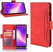 LODROC Cover Xiaomi Redmi Note 7/Note 7 PRO Flip Cover Custodia Protettiva Caso Libro in Pelle PU con Portafog