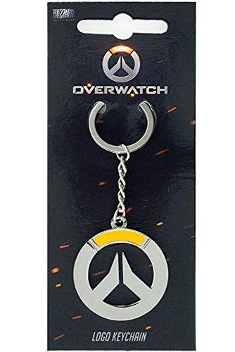 Preisvergleich Produktbild Overwatch - Metall Schlüsselanhänger - Logo