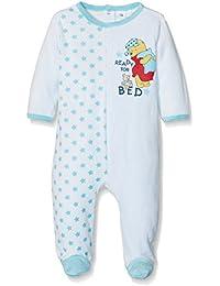 Winnie the Pooh Baby Boys' Sleepsuit
