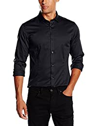 JACK & JONES PREMIUM Herren Slim Fit Business Hemd Jjprparma Shirt L/s Noos